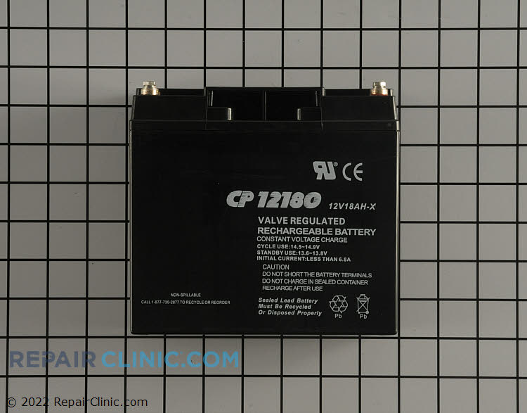 Battery 193043GS Alternate Product View