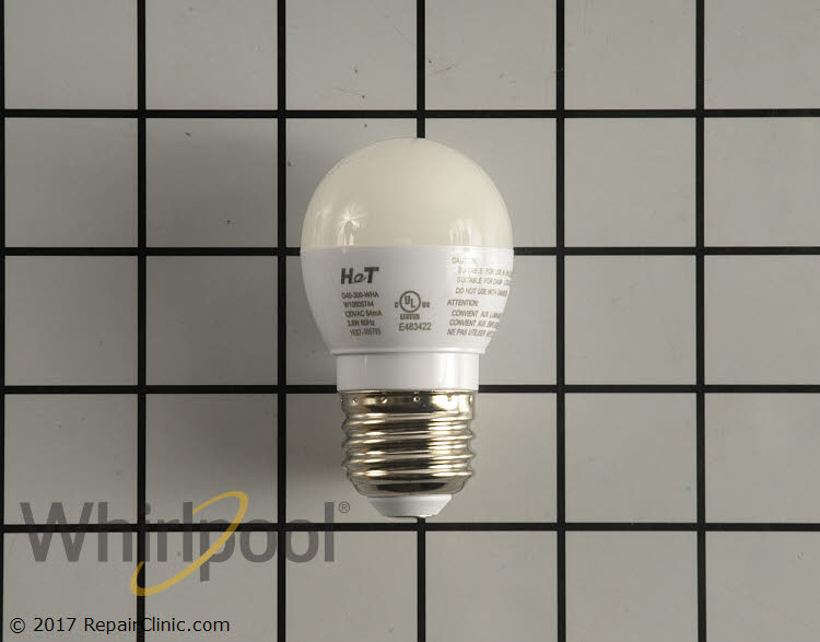 Light Bulb W11043014 Whirlpool Replacement Parts