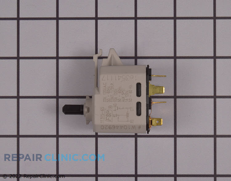 Start Switch WPW10446920 Alternate Product View