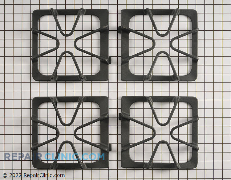 Burner Grate WPW10447925 Alternate Product View