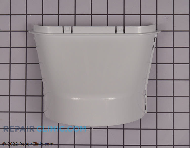 Exhaust Duct WJ76X24027 Alternate Product View