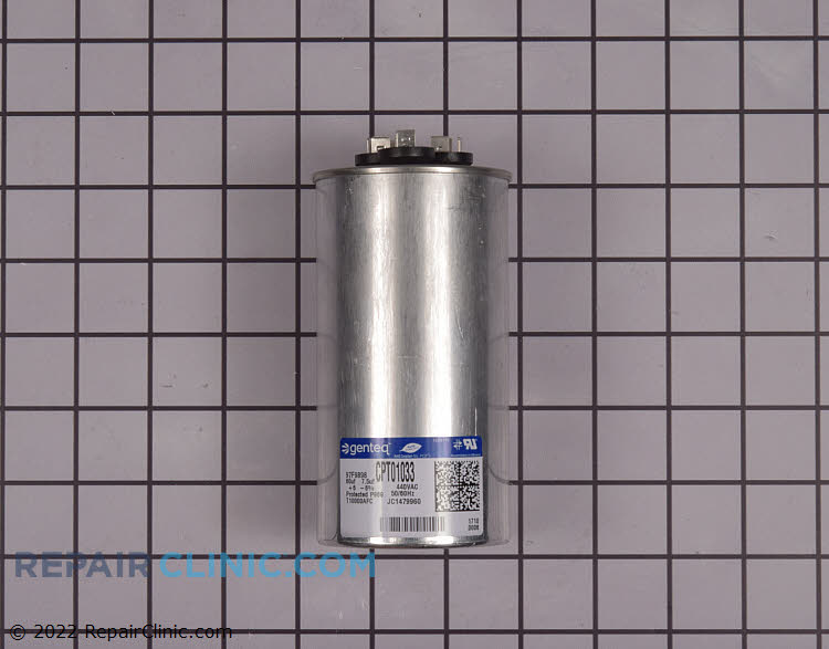 Dual Run Capacitor CPT01033 Alternate Product View