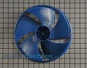 Fan blade - Part # 2211116 Mfg Part # 5304485430