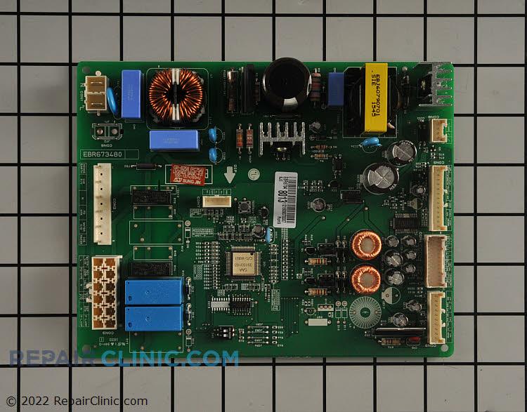 Main Control Board EBR67348013 Alternate Product View