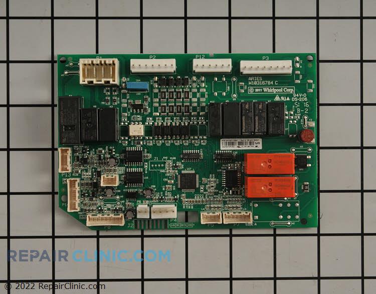 Refrigerator Main Control Board W10843055 Fast