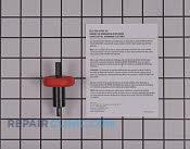 Electric start chuck - Part # 4370060 Mfg Part # 49MASCBP953