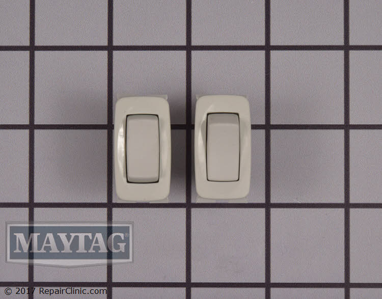 Fan or Light Switch WP8186941 Alternate Product View