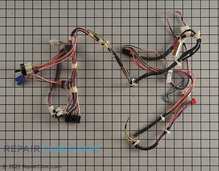 Washing Machine Wire Harness - Wh19x10104