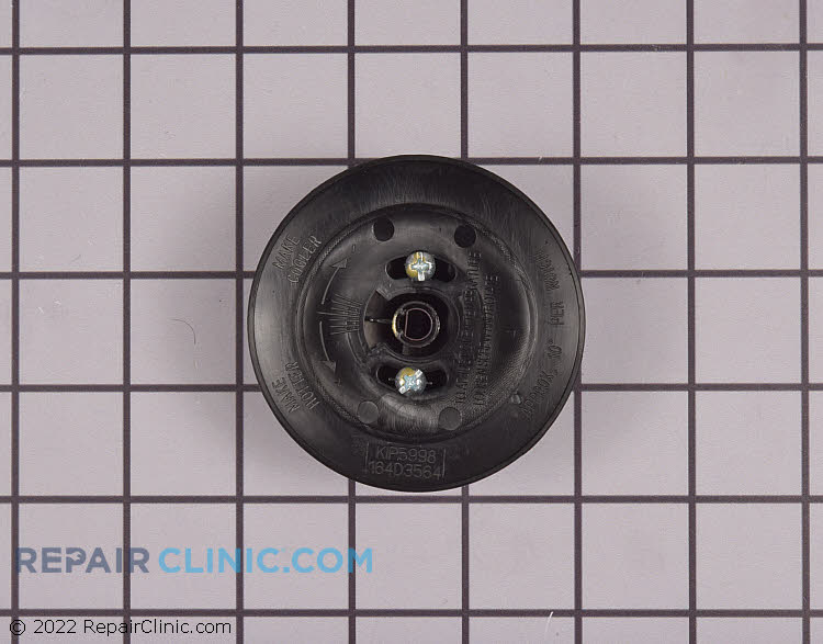 Thermostat Knob WB03X22503 Alternate Product View