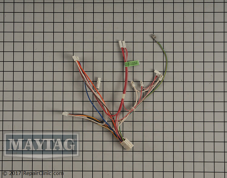 Wire Harness WPW10422363 Alternate Product View