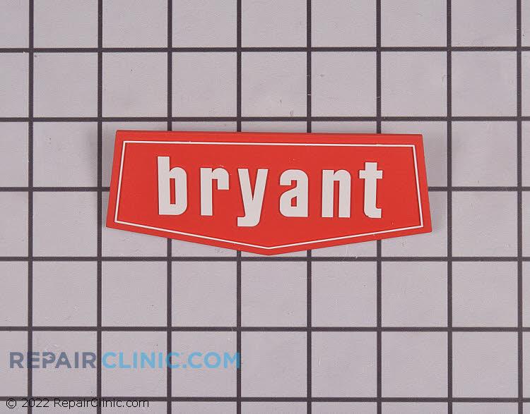 Nameplate - bryant