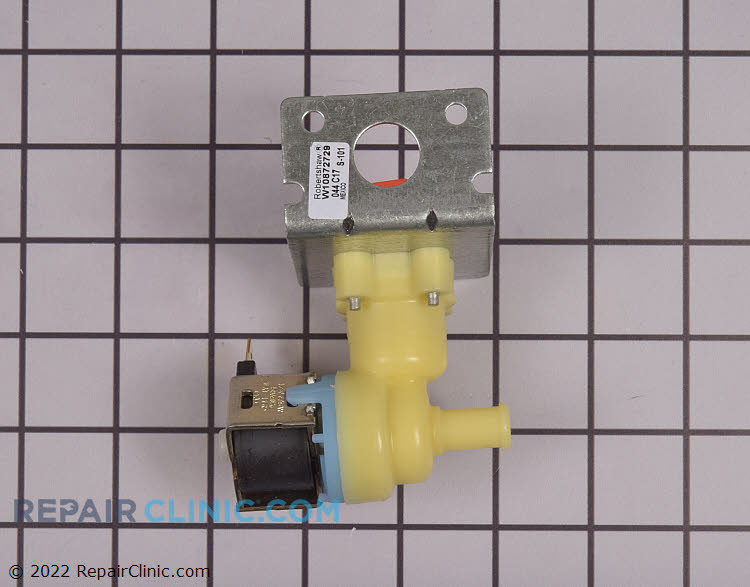 Dishwasher water inlet valve. The water inlet valve supplies water to the dishwasher. If the water inlet valve is defective, the dishwasher may not fill or may underfill.