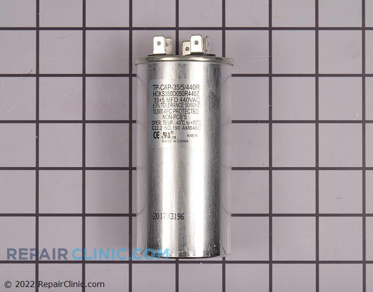 TRADEPRO® 35+5 MFD 440 Volt Round Run Capacitor