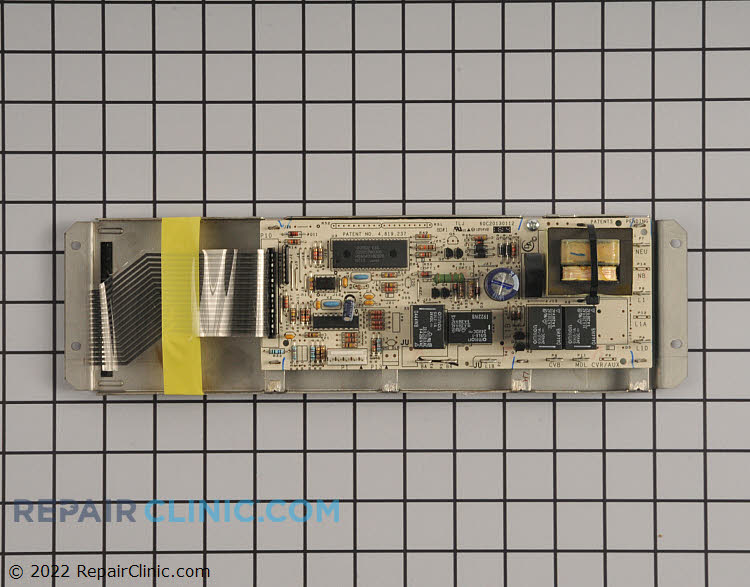 Oven Control Board WP5701M486-60 Alternate Product View