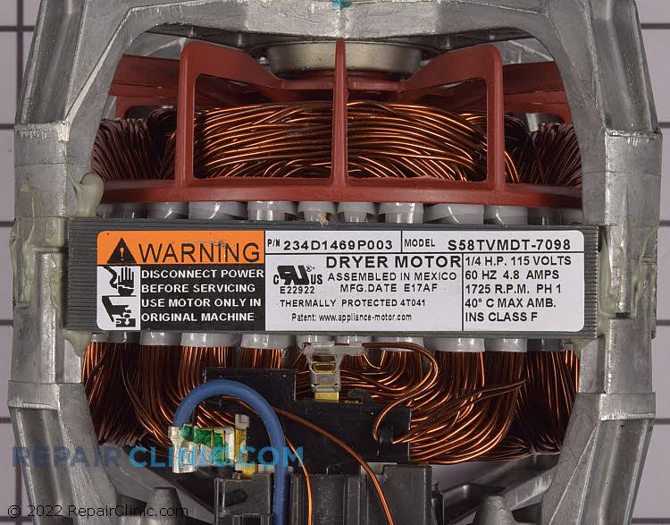 Why Is My GE Dryer Drum Not Turning? DIY Dryer Repairs Ge Schematic Diagrams Dryer Dcvh Gj Ww on