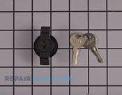 Door Lock - Part # 3417083 Mfg Part # 0D3037