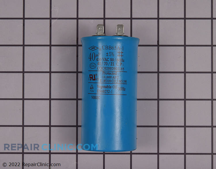 Capacitor 33000022 Alternate Product View