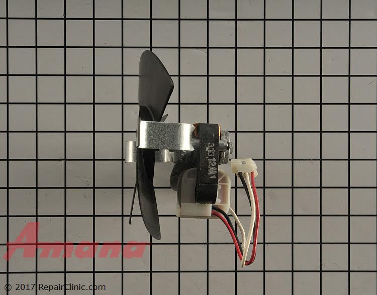Fan Motor 8186932         Alternate Product View