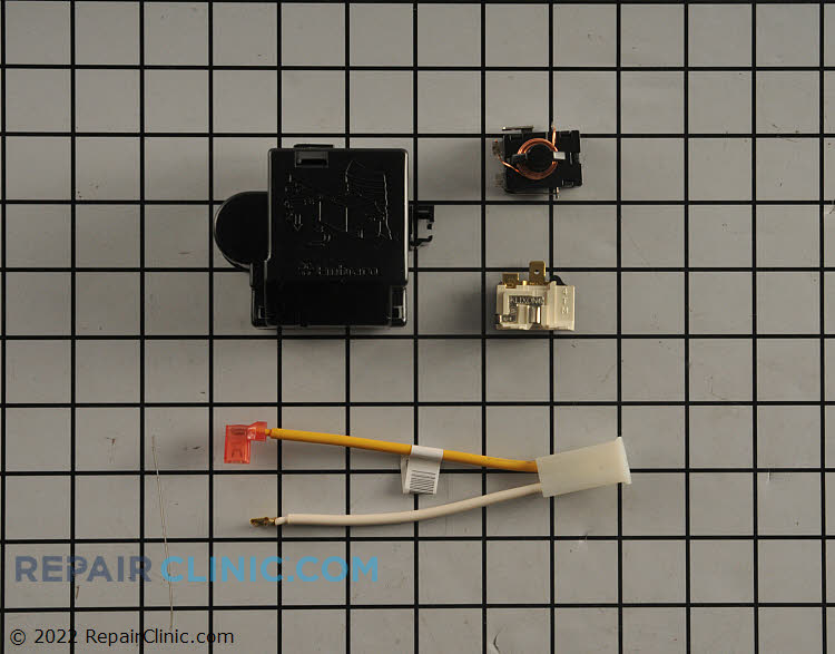 Refrigerator Relay And Overload Kit 5304505700 Fast