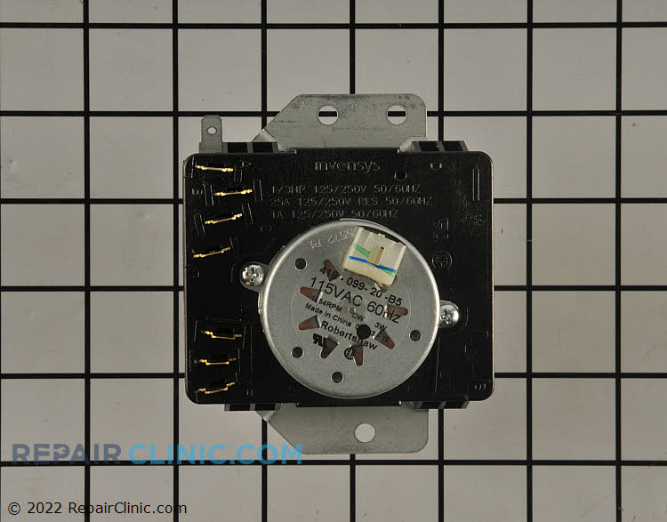 Timer W10857609 Alternate Product View