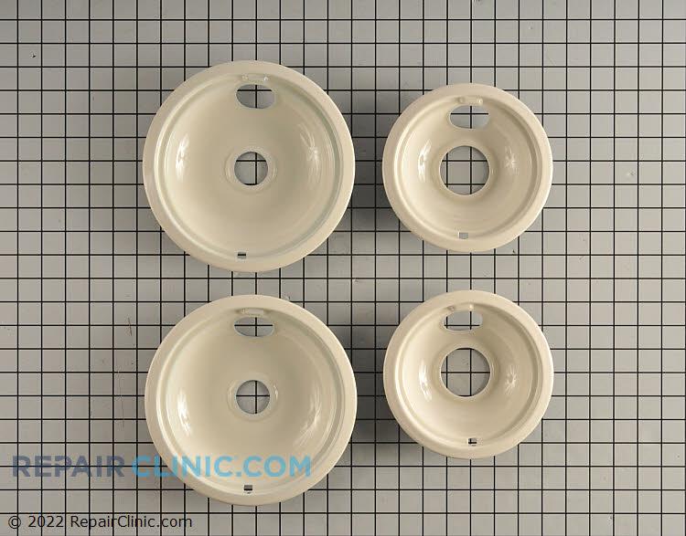Burner Drip Bowl kit W10288050       Alternate Product View