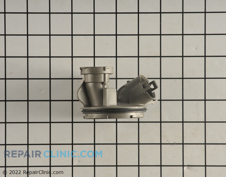Pump Housing WPW10455271 Alternate Product View