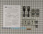 Adjusting Bracket - Part # 2134416 Mfg Part # 753-06761