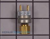 Switch, low  pressure cutout - Part # 2380895 Mfg Part # HK02ZB078
