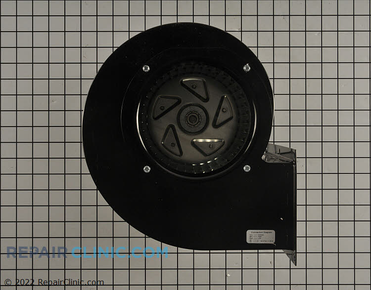 Blower Wheel and Housing S1-02646777000 Alternate Product View
