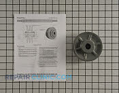 Pulley - Part # 2338451 Mfg Part # S1-02804807700