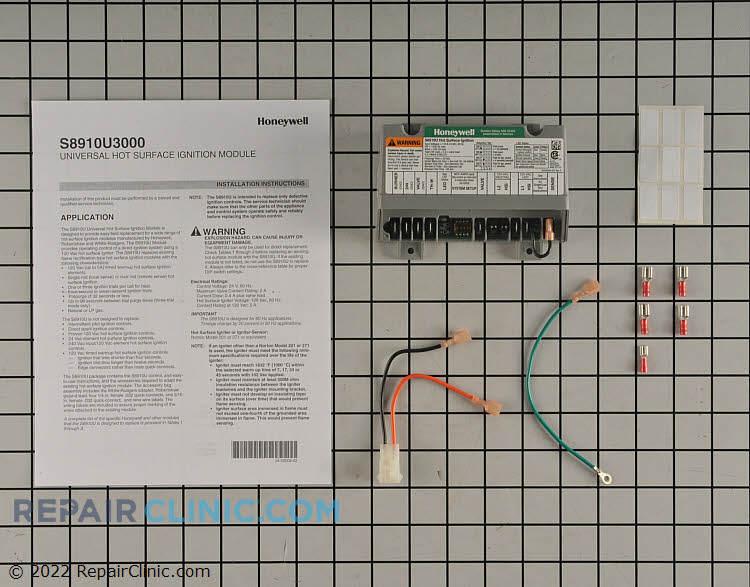 Ignition Module S8910U3000 Alternate Product View