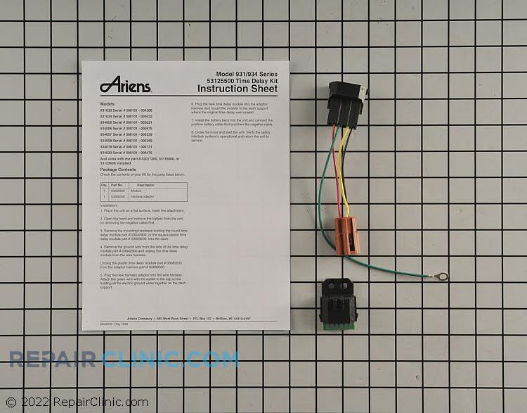 wire harness 53125500 repairclinic com rh repairclinic com Painless Wiring Harness Automotive Wiring Harness