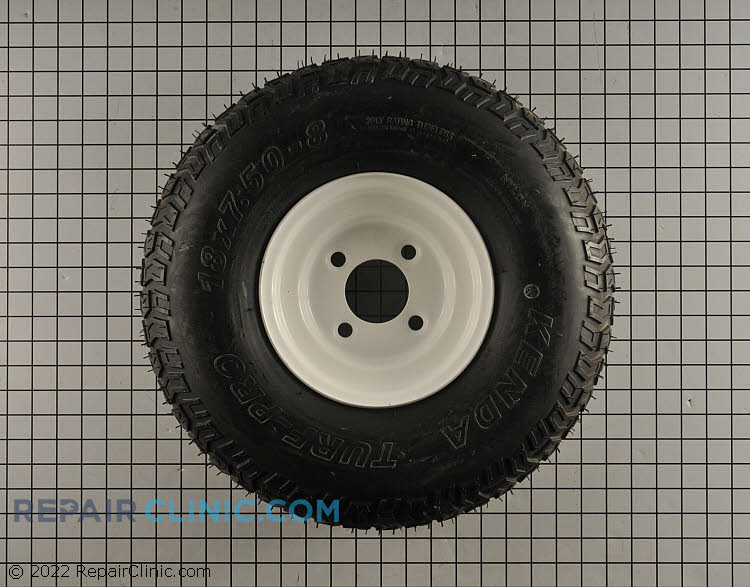 Wheel Assembly 119-3465 Alternate Product View