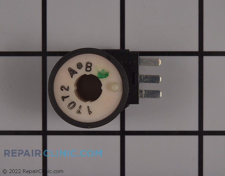Gas Valve Solenoid WPY307931 Alternate Product View