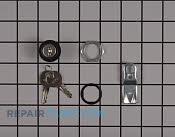 Lock - Part # 2130641 Mfg Part # 313745GS