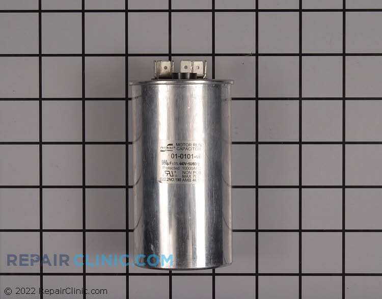 Capacitor 01-0101 Alternate Product View