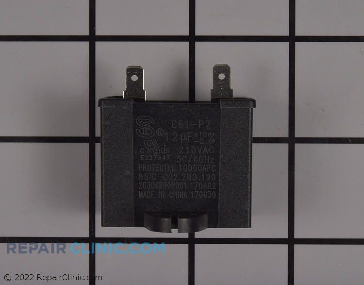 Capacitor WR55X24064 Alternate Product View