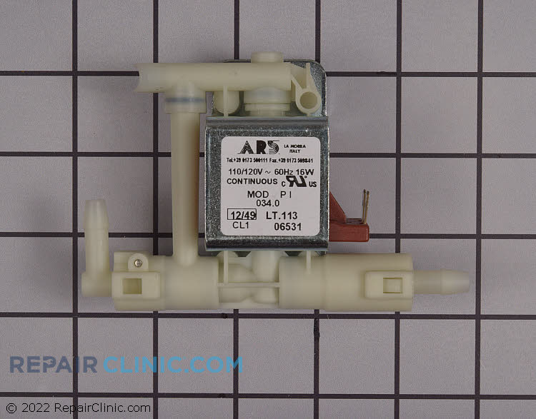 Pump assembly - solenoid