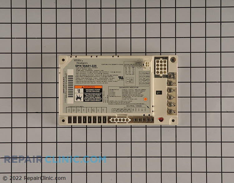 Ignition Module PCBBF115S Alternate Product View