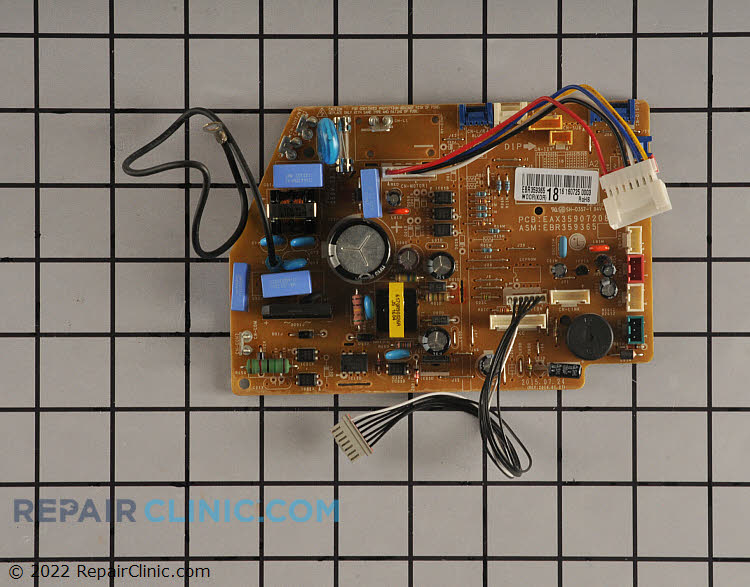Main Control Board EBR35936518 Alternate Product View