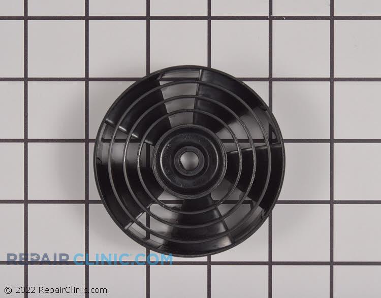 Inducer fan blade