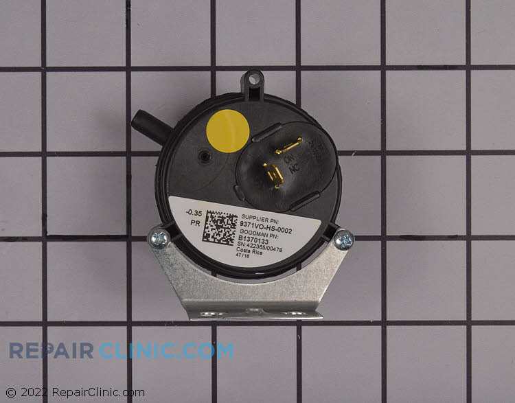 Pressure Switch B1370133 Alternate Product View