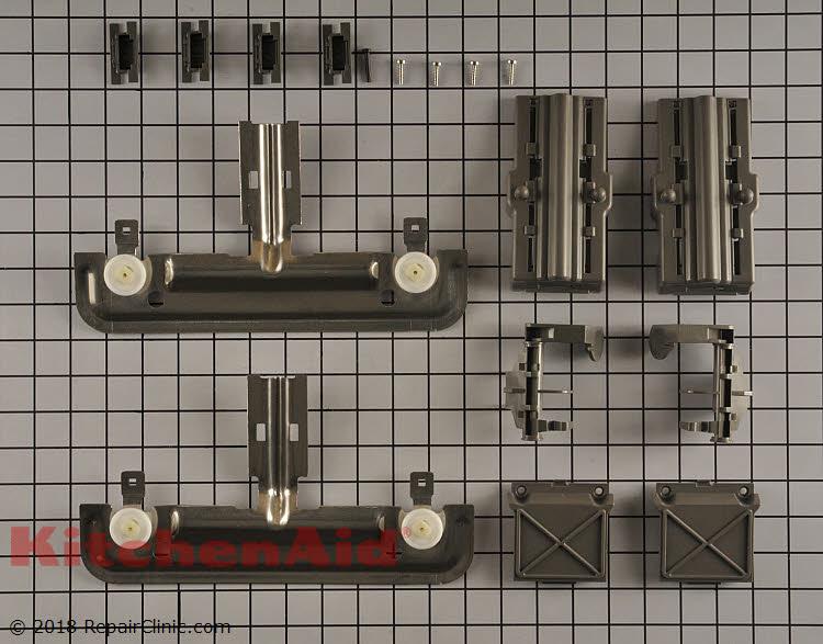 Rack Adjuster W10712395 Kitchenaid Replacement Parts
