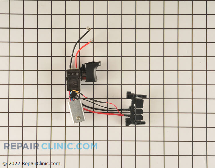 Switch, w/jack 90534938 Alternate Product View