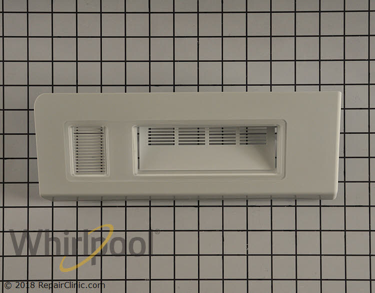 Vent Panel WPW10553630 Alternate Product View