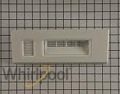 Vent Panel - Part # 4448296 Mfg Part # WPW10553630