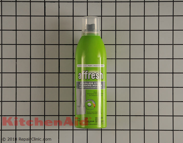 Stainless Steel Cleaner W11042466 Alternate Product View