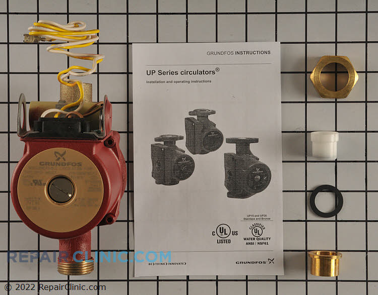 Water Pump BT1400002 Alternate Product View
