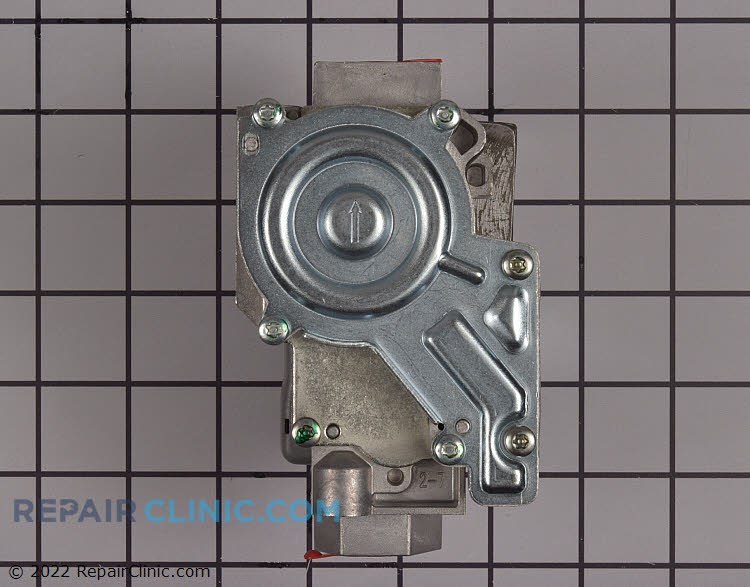 Gas Valve Assembly 0151M00024S Alternate Product View