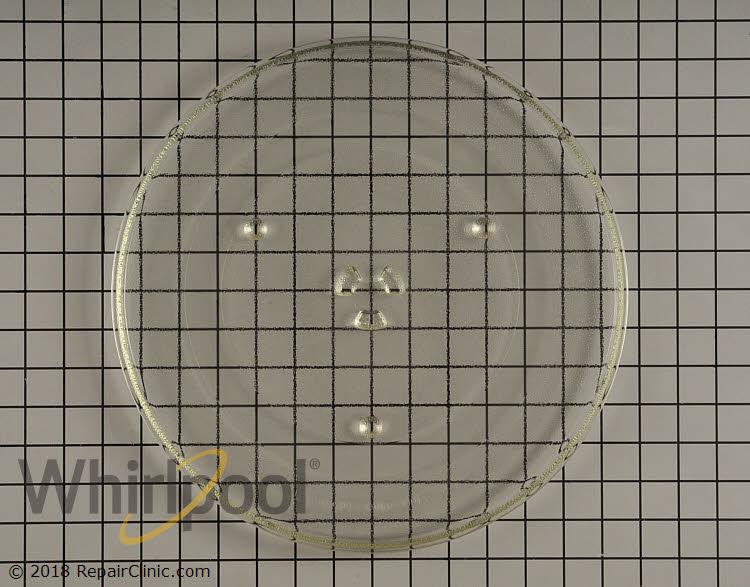 Glass Tray W11402532 Alternate Product View